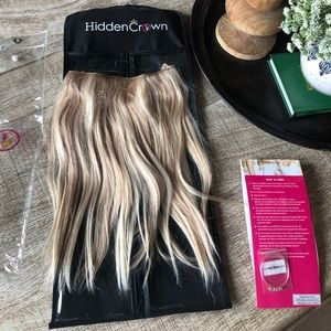 Hidden Crown Hair